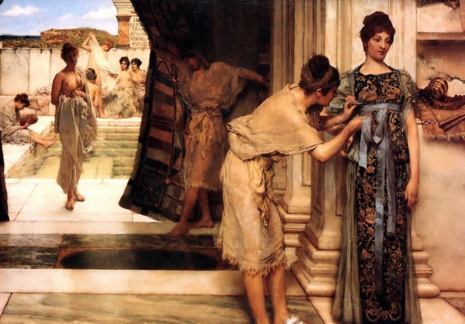 1890_Lawrence_Alma-Tadema_-_Frigidarium