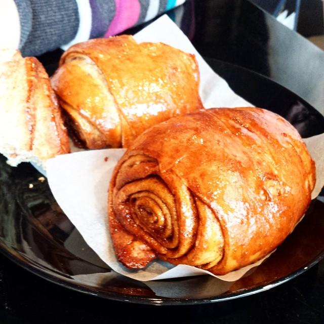 Cinnamon buns #foodporn