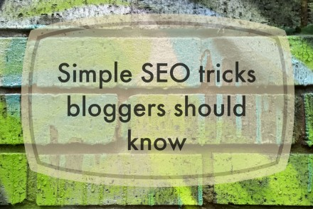Simple SEO Tricks