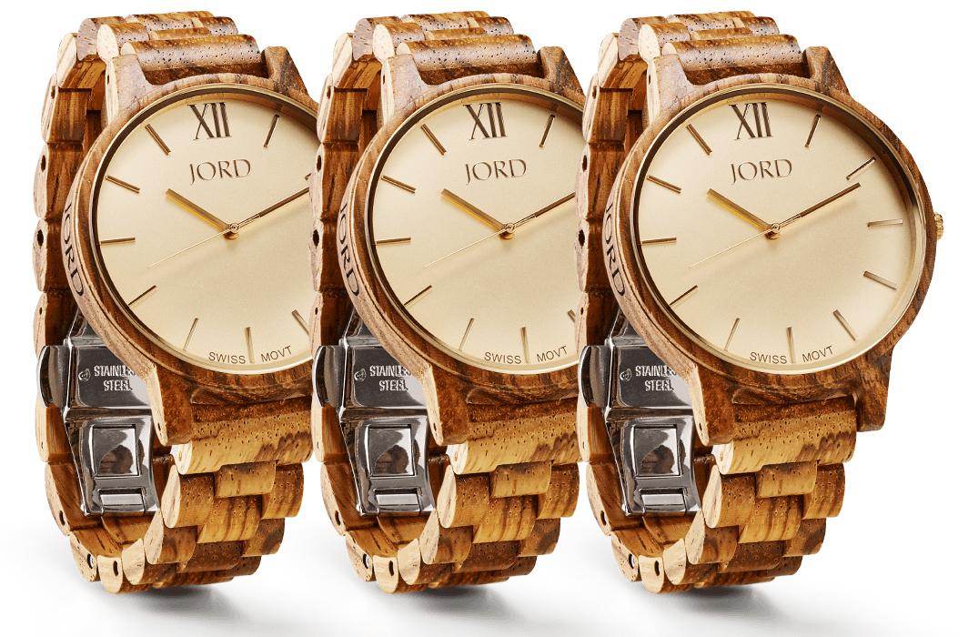 jord wooden watches frankie